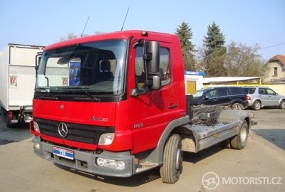 MERCEDES-BENZ ATEGO 813, CTS3038